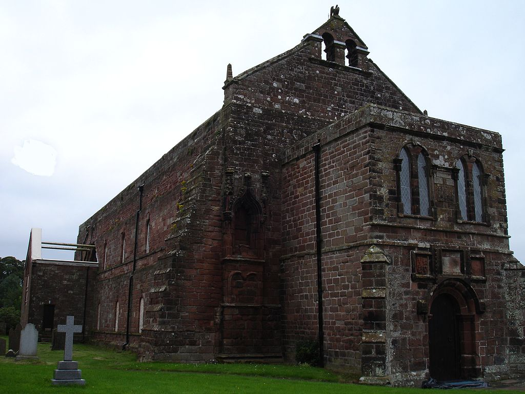Holme Cultram Abbey, Cumbria