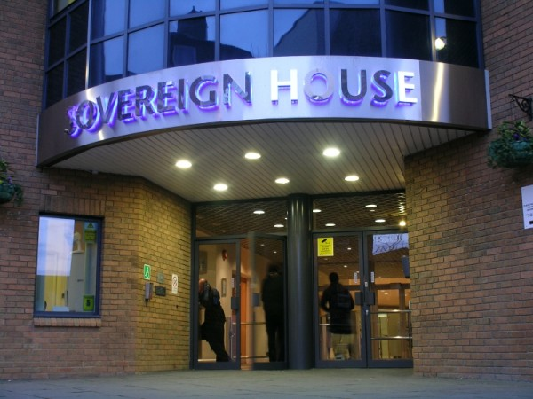 Sovereign House, Brighton